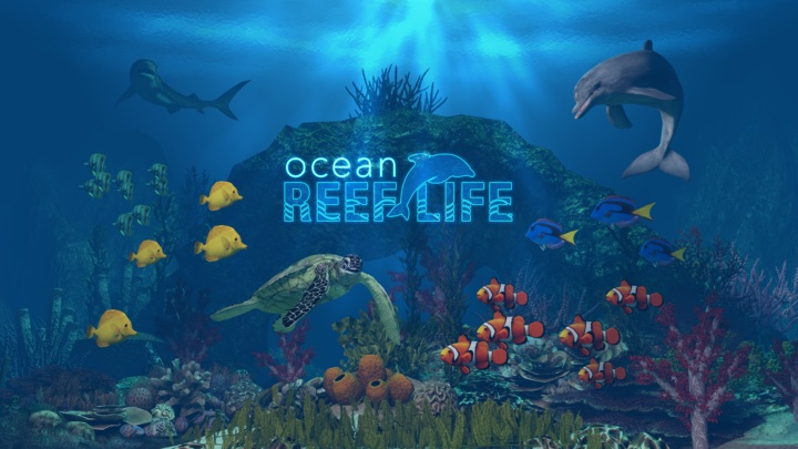 Ocean Reef Life 1.0.3 Update with New UI and More!